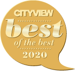 cityview best of the best badge 2020